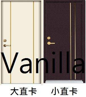[廣山門窗] 直卡門+ 電子式按鍵密碼輔助鎖 ~電子鎖 套房門 硫化銅門 塑鋼門