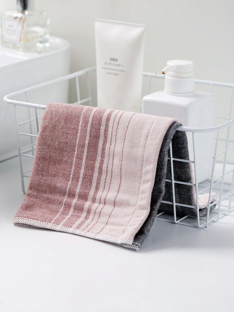 品如衣櫃 化妝棉 發卡 居家家全棉吸水洗臉毛巾家用情侶純棉洗臉巾成人洗澡手巾加厚方巾
