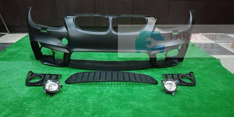 09-13年 寶馬 BMW E92 LCI 小改款 M4樣式 前保桿 前大包 含霧燈 現貨供應 空力套件