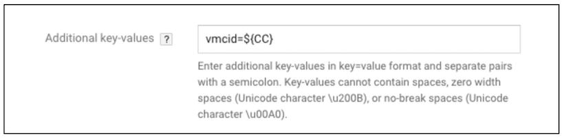key values