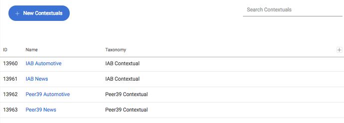 contextuals-page