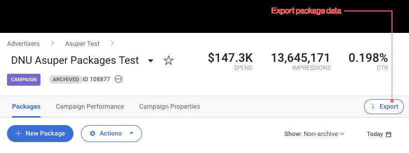 export-campaign-data