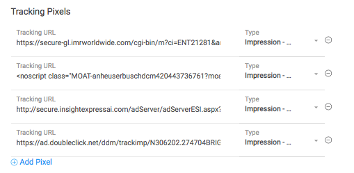 tracking-urls