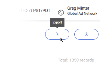 report-schedule-export-button