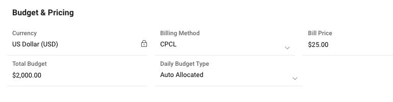 CPCL Billing