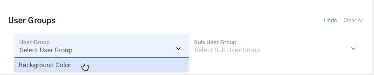 user-group-drop-down-list