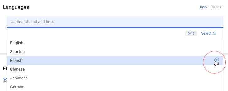 languages-slider