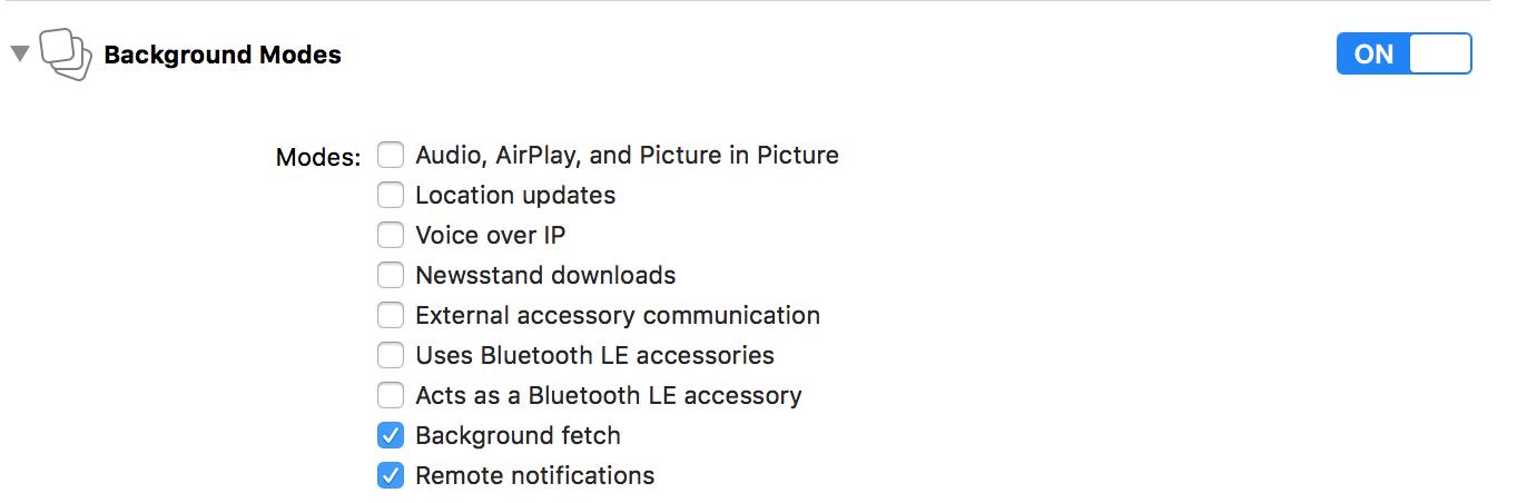 Flurry Push for iOS - Yahoo Developer Network
