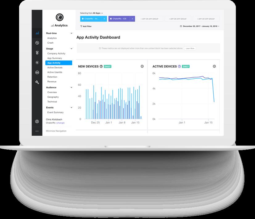 Free Mobile App Analytics Tools - Flurry Analytics