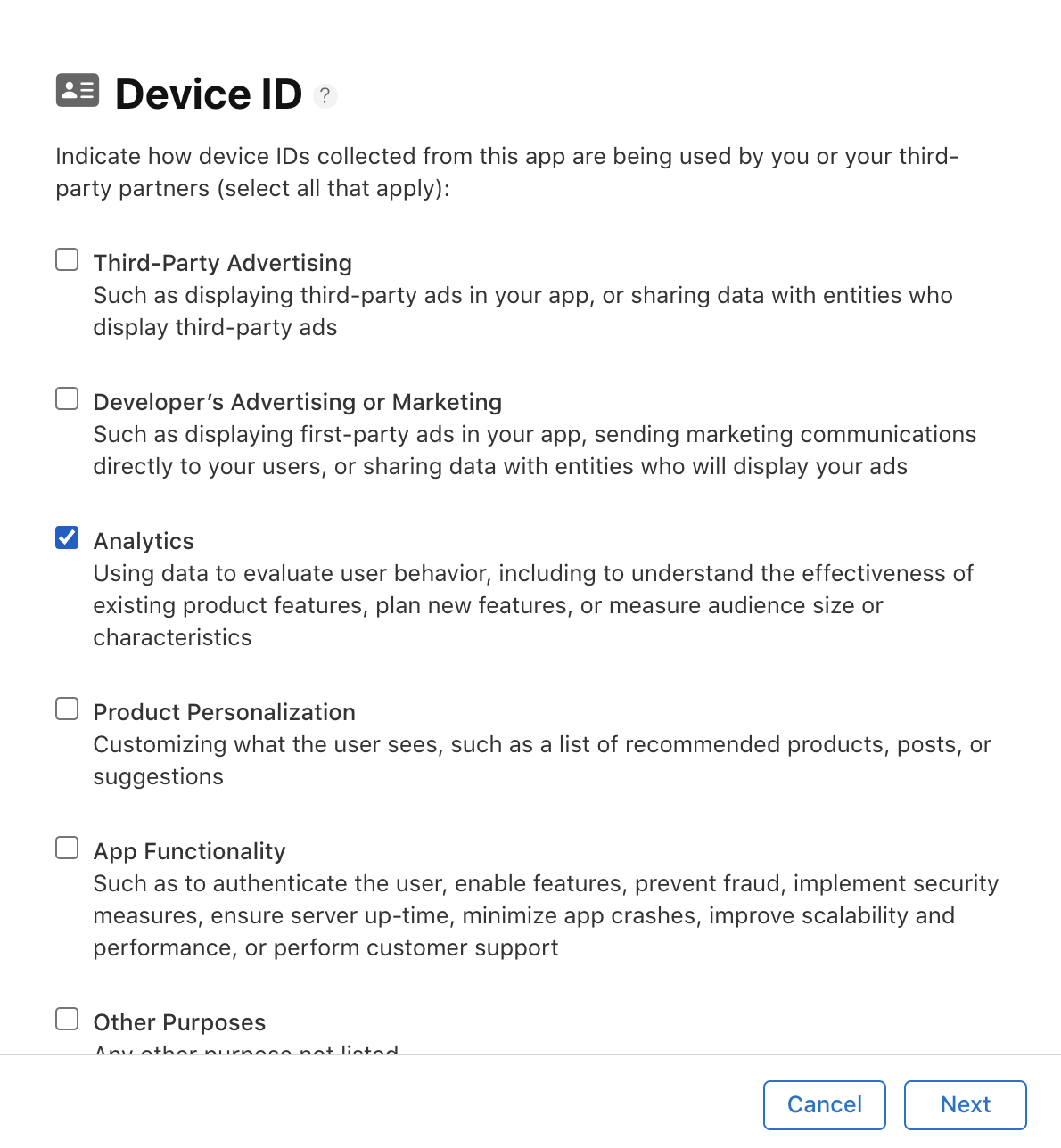 Apple's Data Privacy Updates - 5