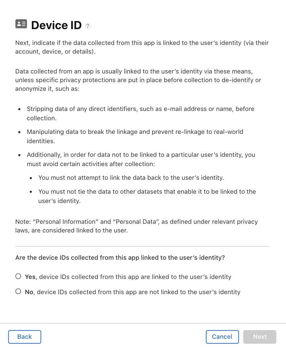 Apple's Data Privacy Updates - 6