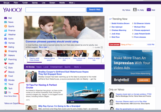 Create Native Ads with Video - Yahoo Developer Network