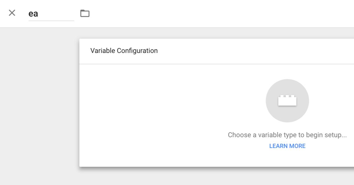 choose variable