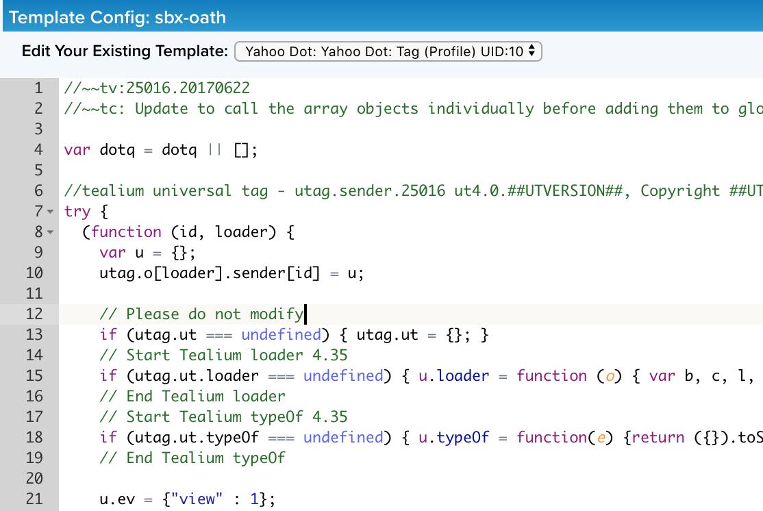 dot code