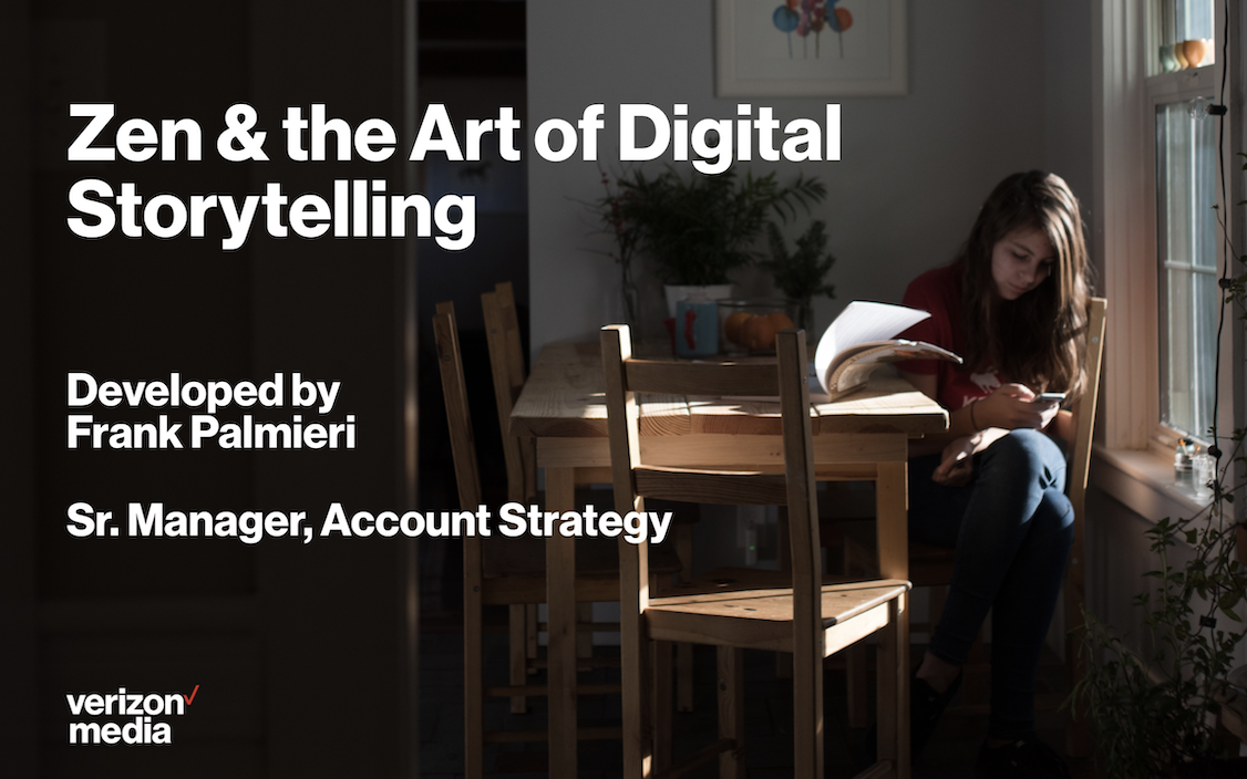 art digital storytelling