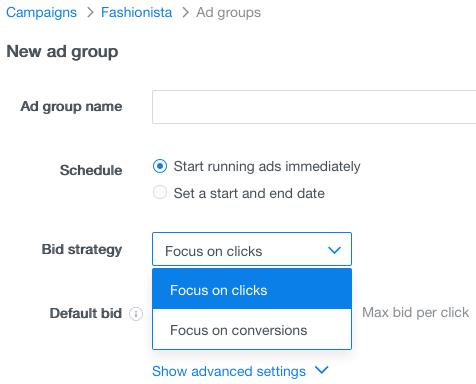 ad-group-bid-strategy-clicks