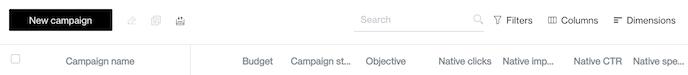 icons toolbar