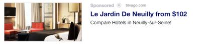 hotel feed ad