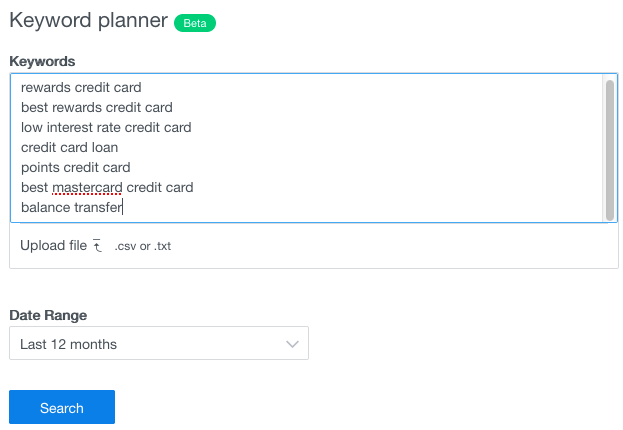 keyword-planner-added-words