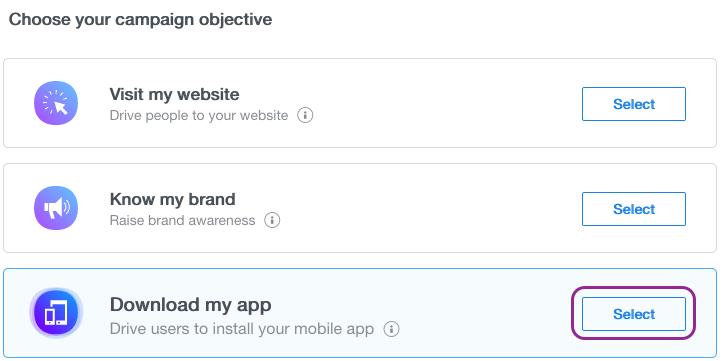 download my app marketing