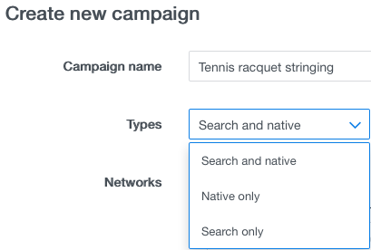 how-to-campaign-types