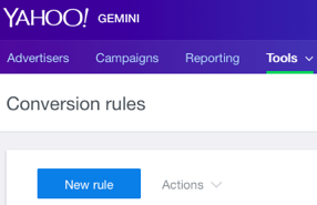 conversion rule new rule