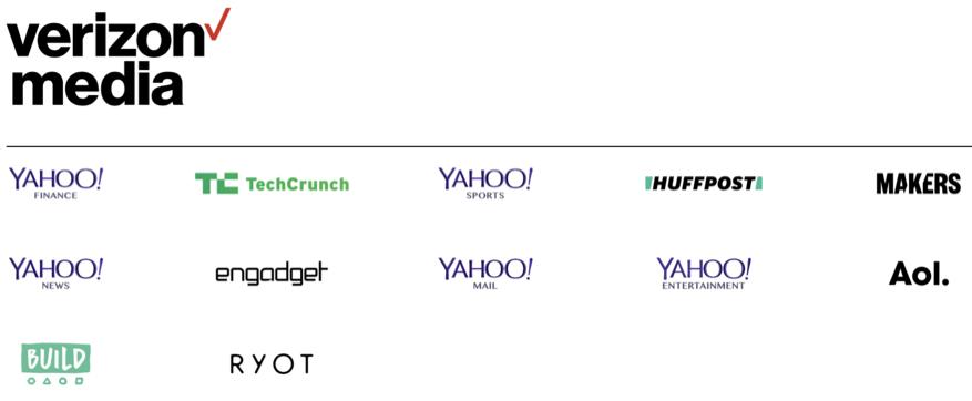 family of verizon brands