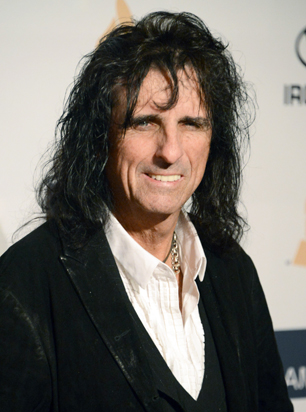 Alice Cooper, Photo by Jeff Kravitz/FilmMagic