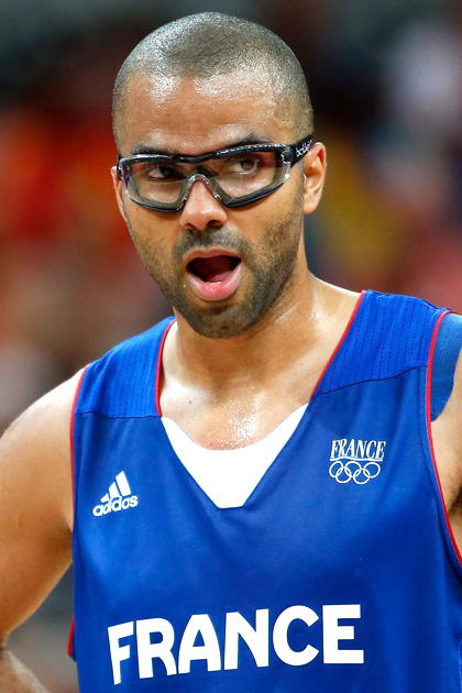 Olympics Day 2 - Basketball