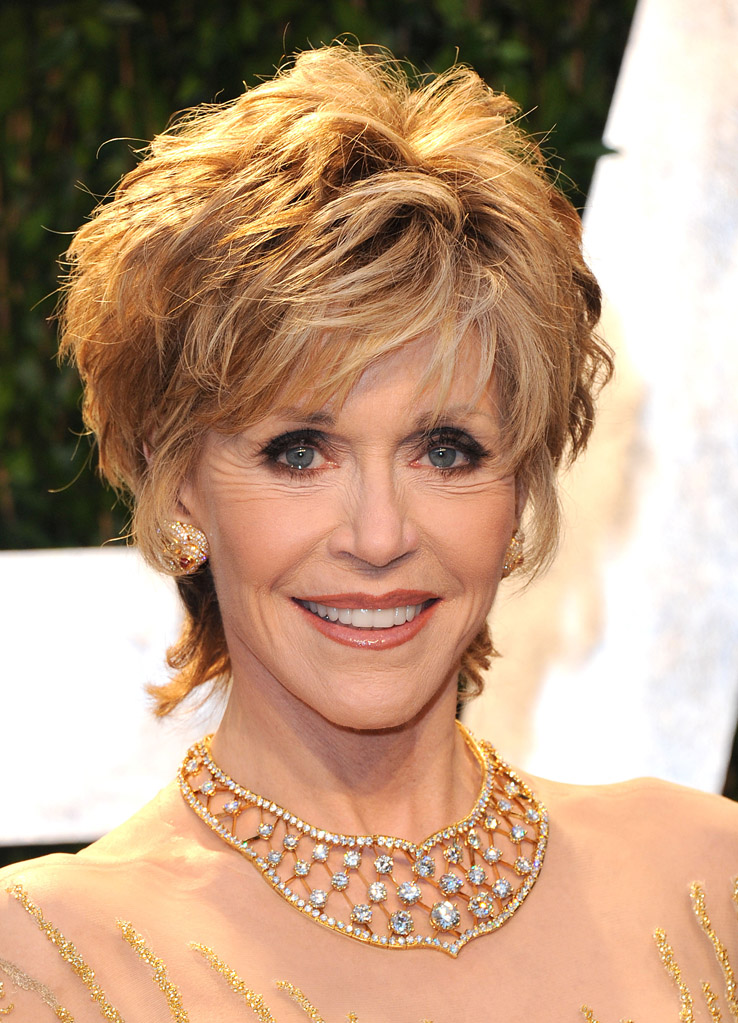 """a biography of jane fonda For her sixtieth birthday, jane fonda decided she wanted to make a short video  about her life to """"discover its themes"""" when she asked her."""
