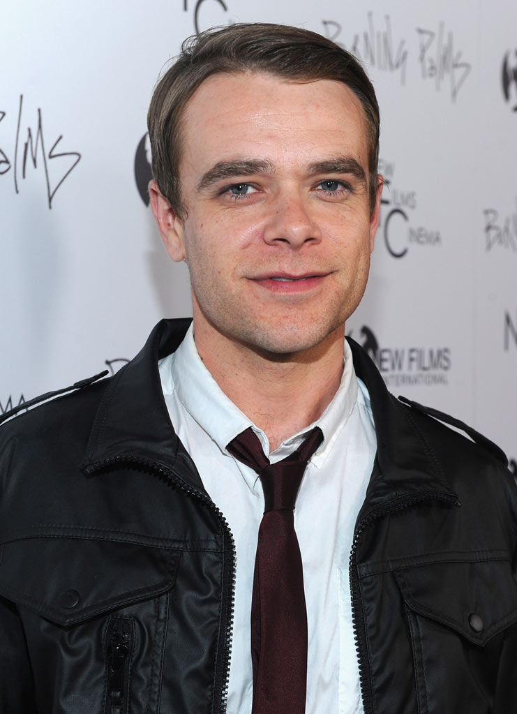 Nick Stahl Bio Shot, Profile Shot