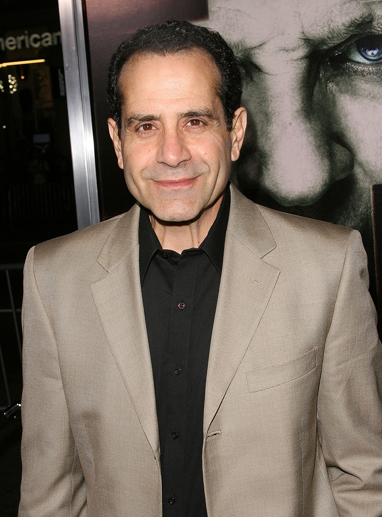 Tony Shalhoub Catching Fire Casting News