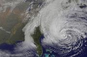 L'ouragan Audrey