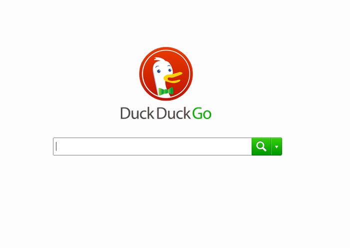 duckduckgo search history
