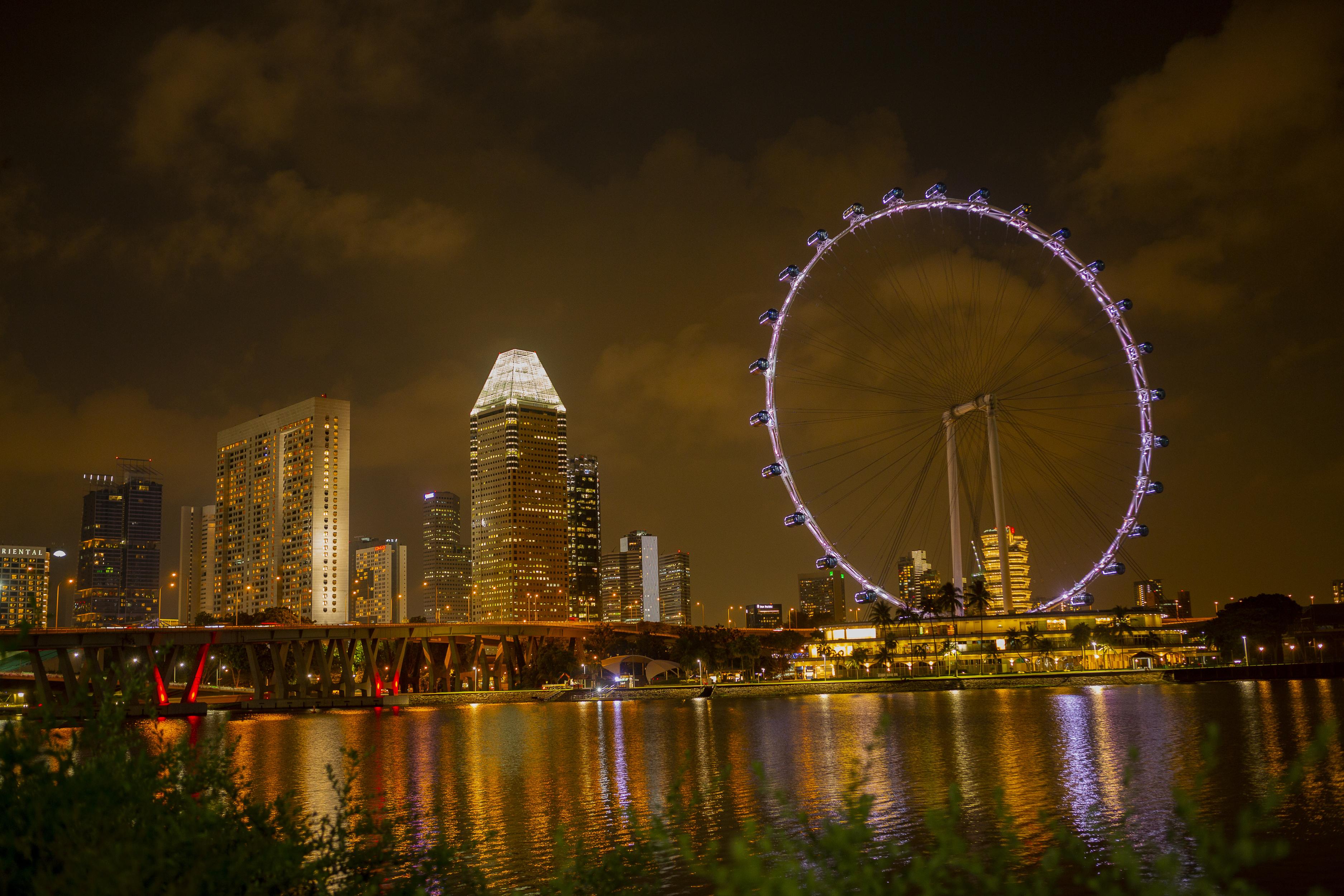 Singapore ocupa el quinto lugar de las ciudades más visitadas del 2018.