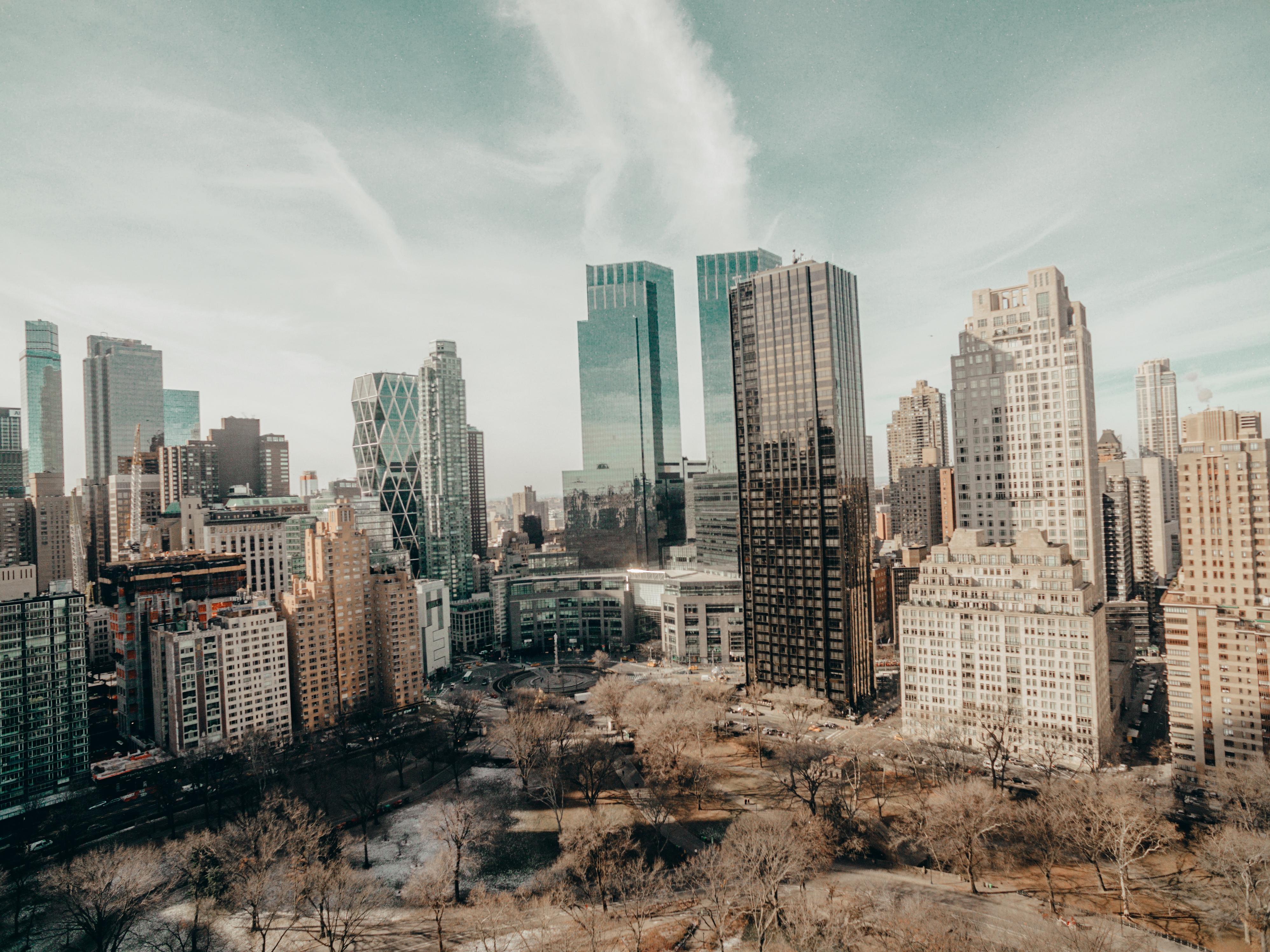 Central Park es uno de los lugares que debes visitar en Nueva York.