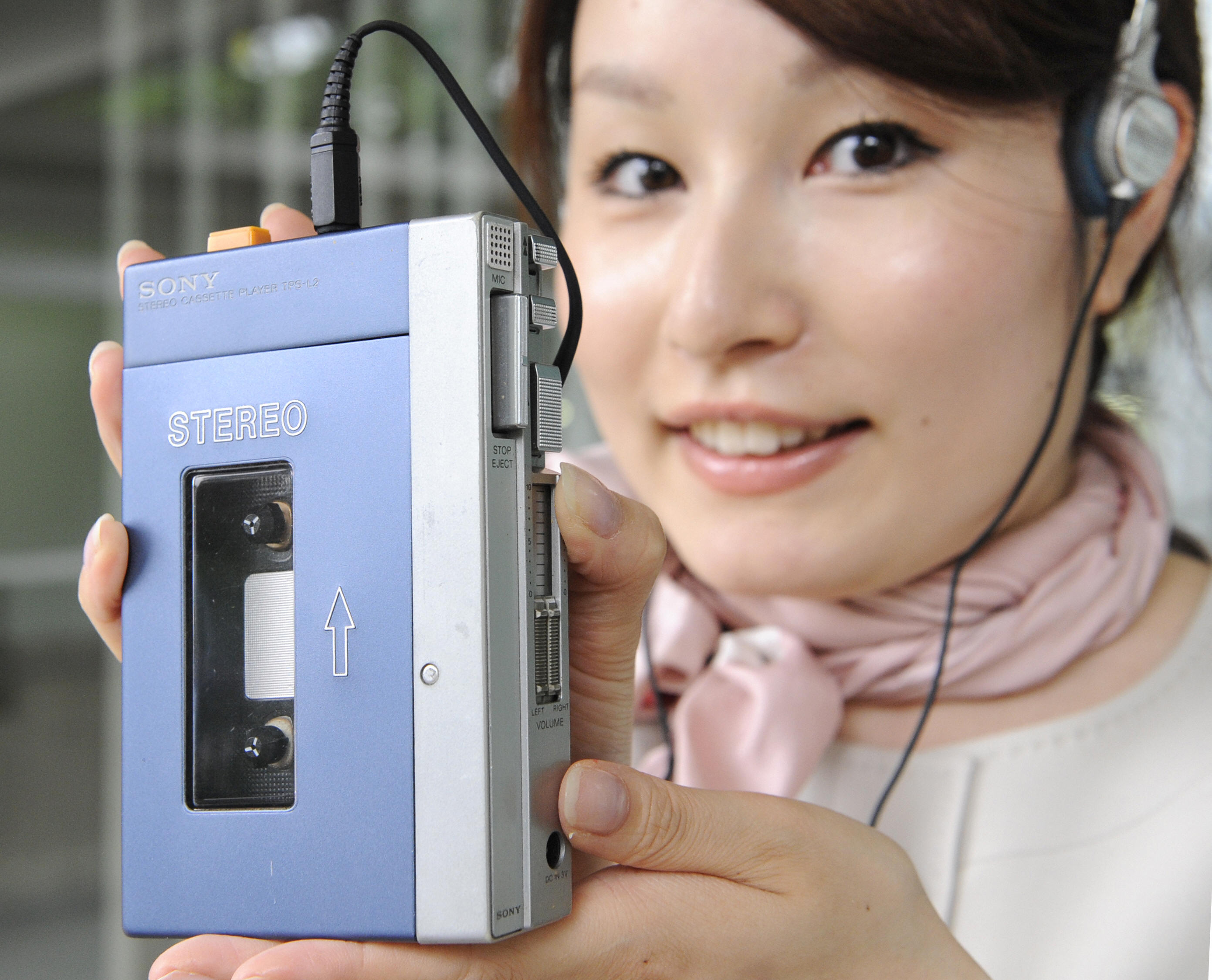 Share your favorite memories of the original Walkman