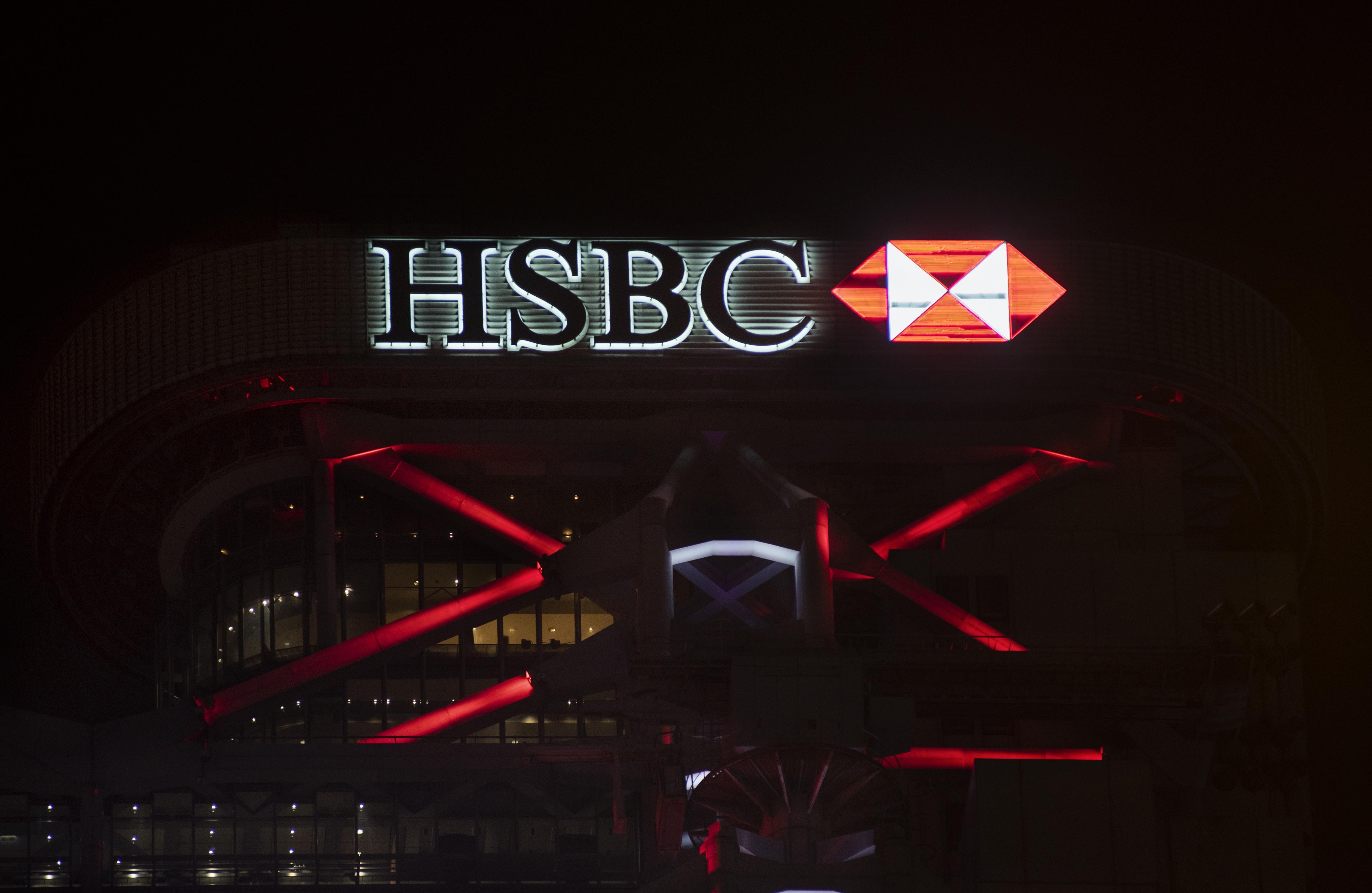 HSBC CEO John Flint ousted