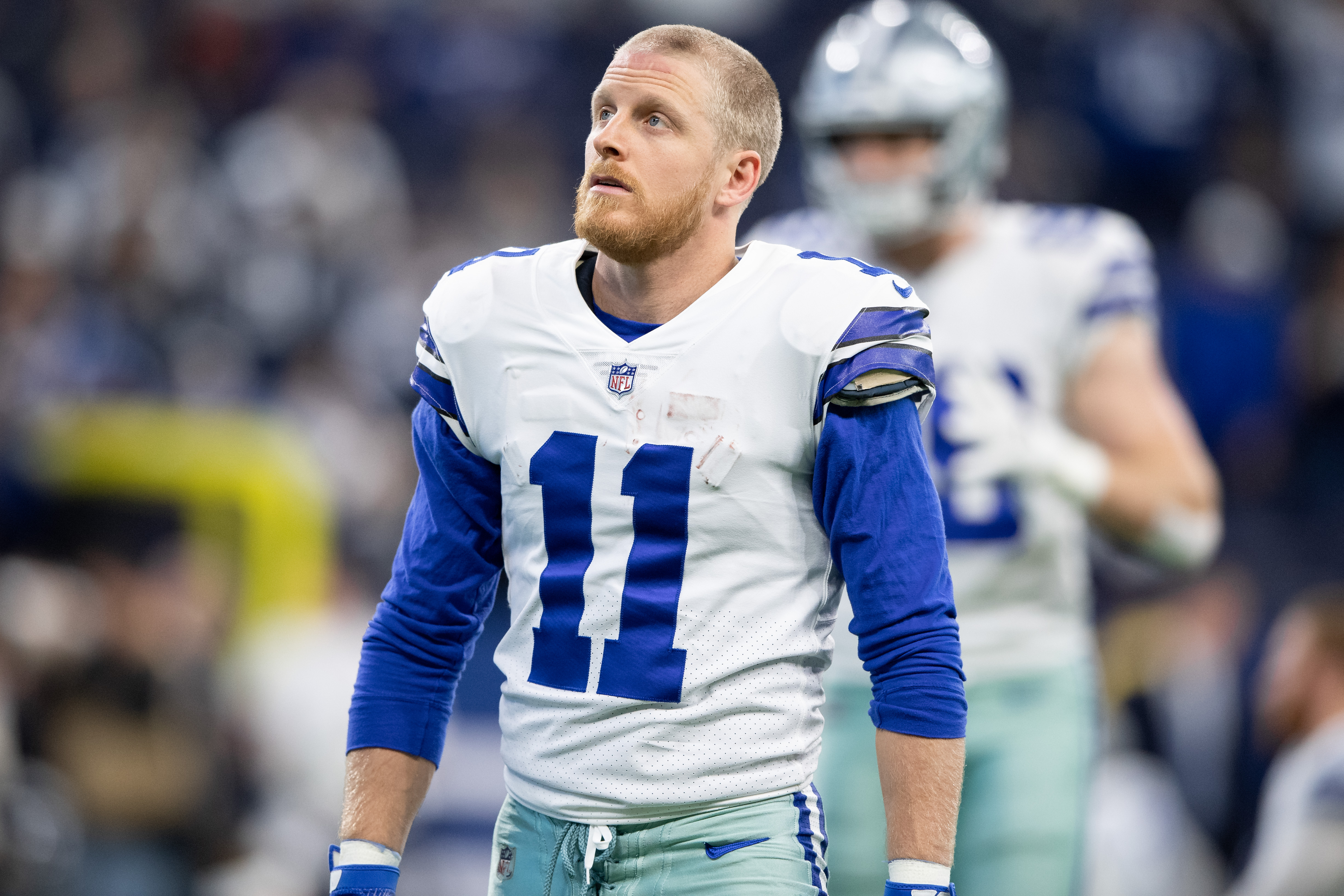 Nfl Cole Beasley Much Happier With Bills Than With Cowboys
