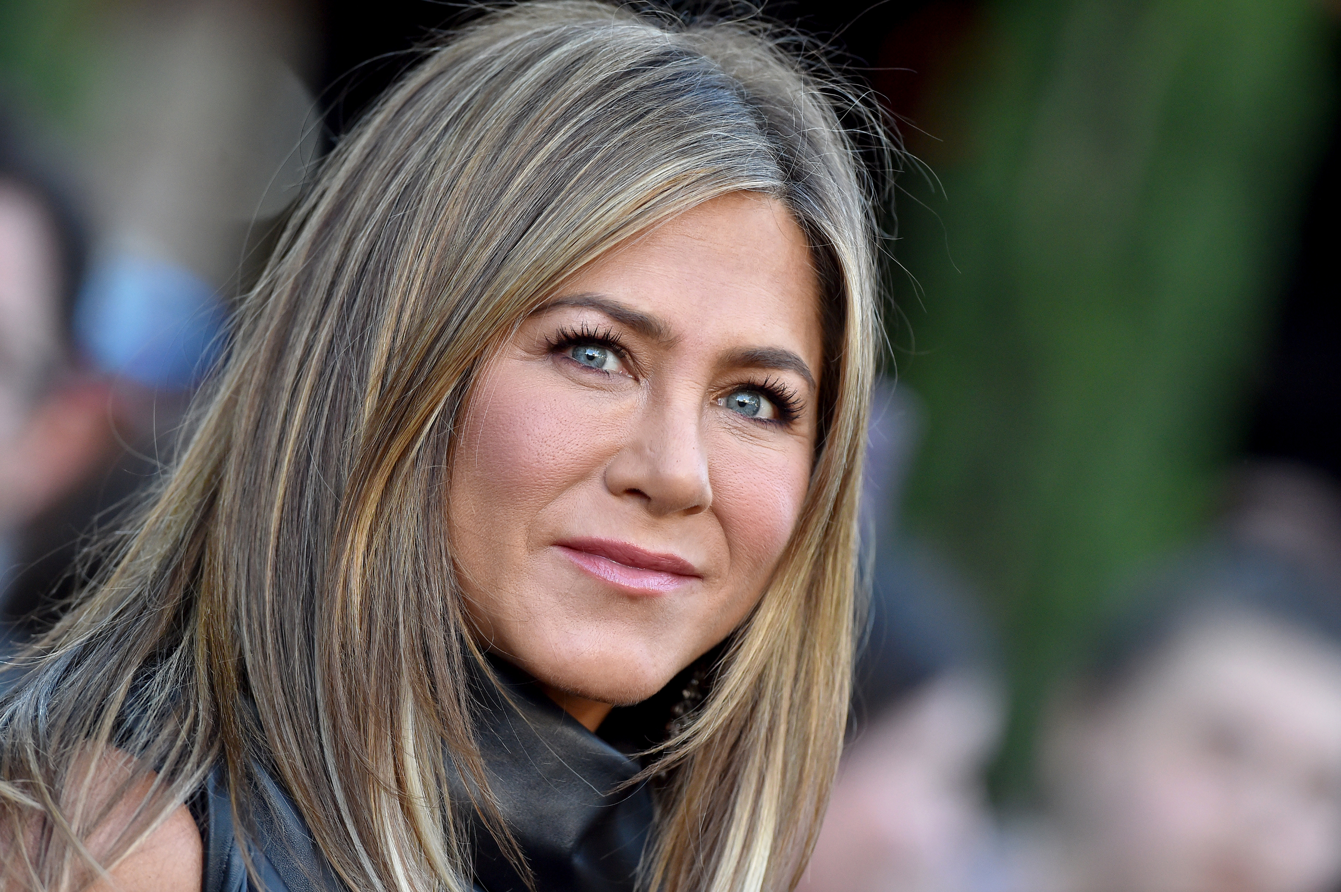 """WESTWOOD, CALIFORNIA - JUNE 10: Jennifer Aniston attends the LA Premiere of Netflix's """"Murder Mystery"""" at Regency Village Theatre on June 10, 2019 in Westwood, California. (Photo by Axelle/Bauer-Griffin/FilmMagic)"""