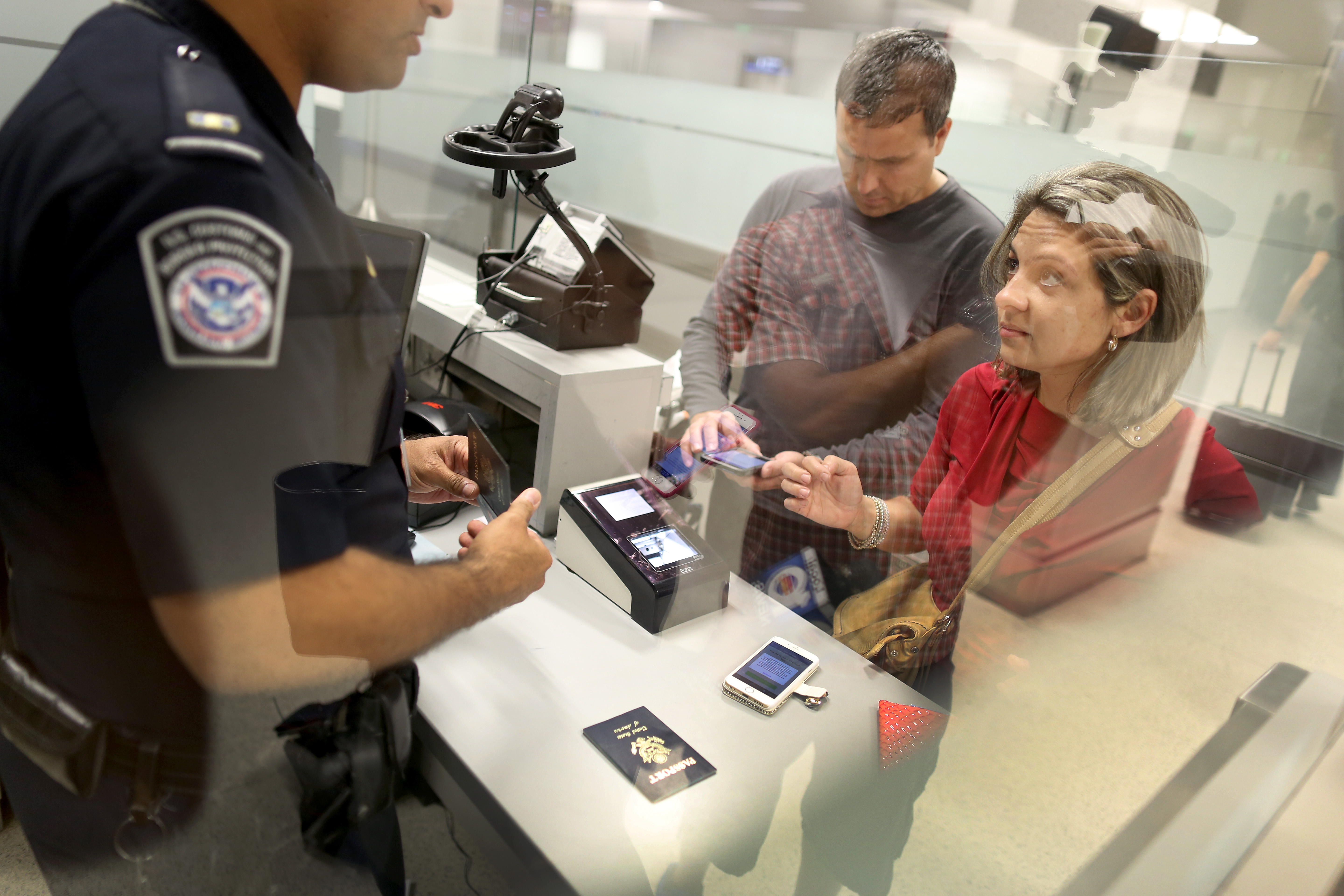 Homeland Security is investigating CBP's warrantless phone tracking