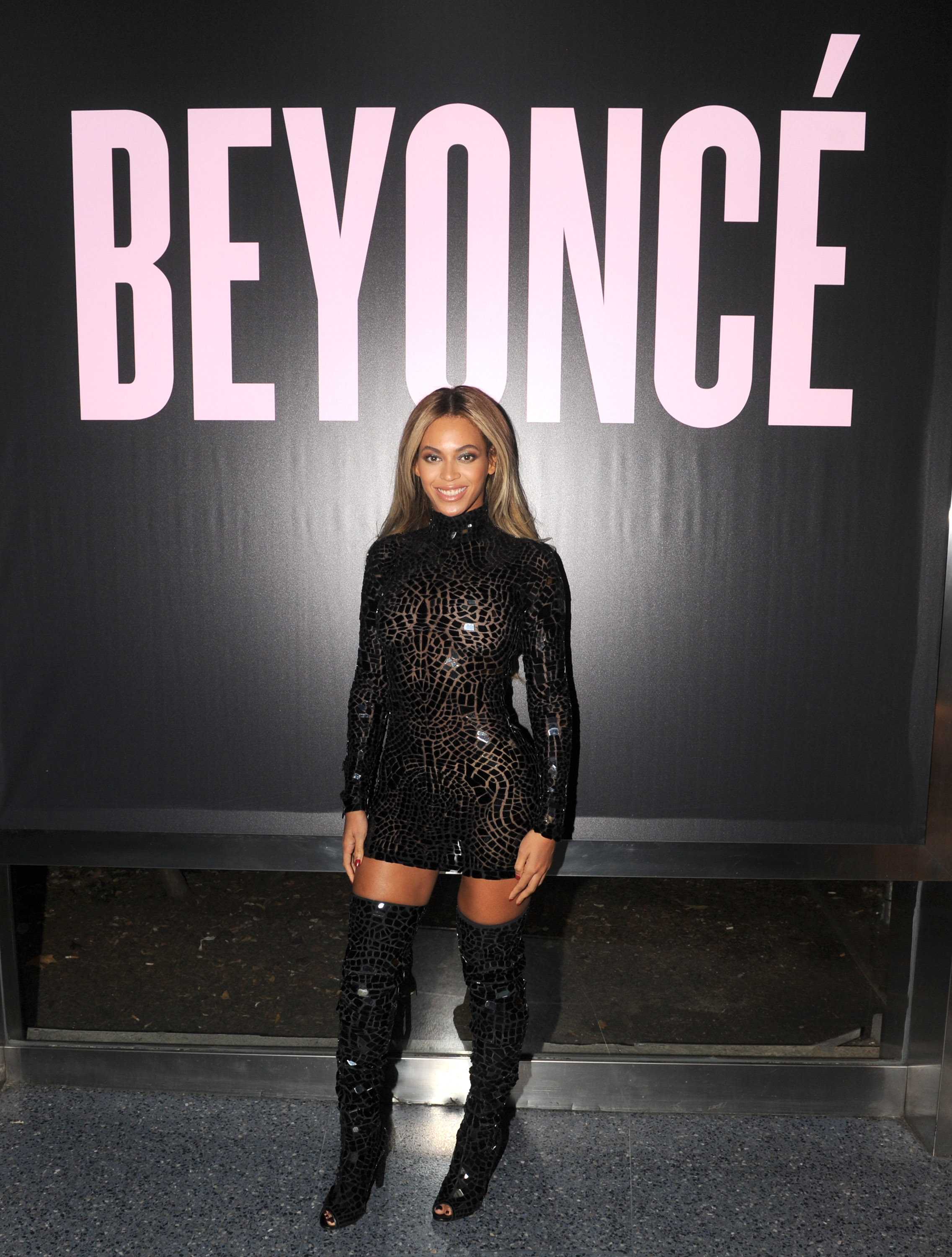 Beyoncé releases self-titled album