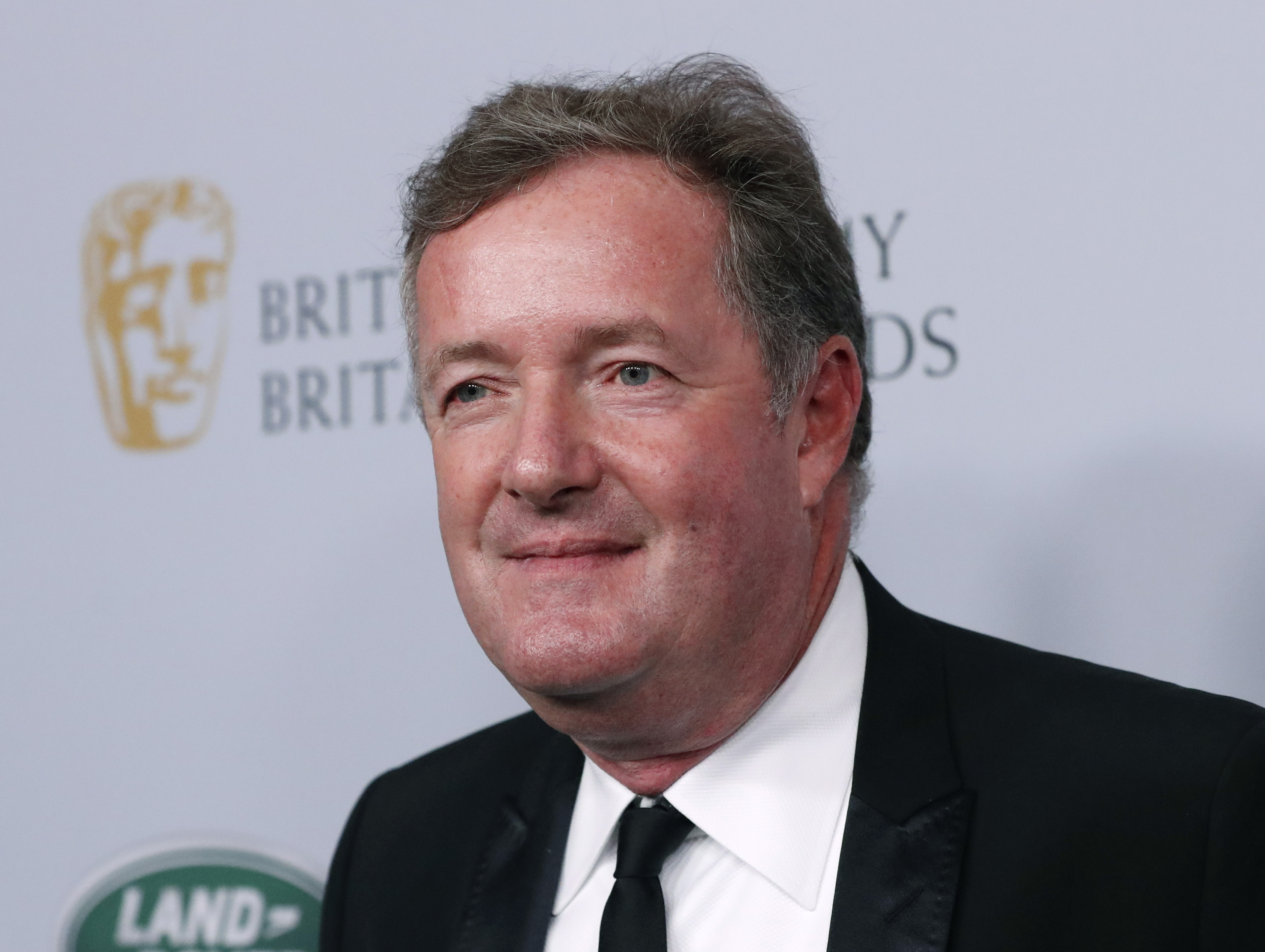 2019 British Academy Britannia Awards - Arrivals - Beverly Hills, California, U.S., October 25, 2019 - Piers Morgan. REUTERS/Mario Anzuoni