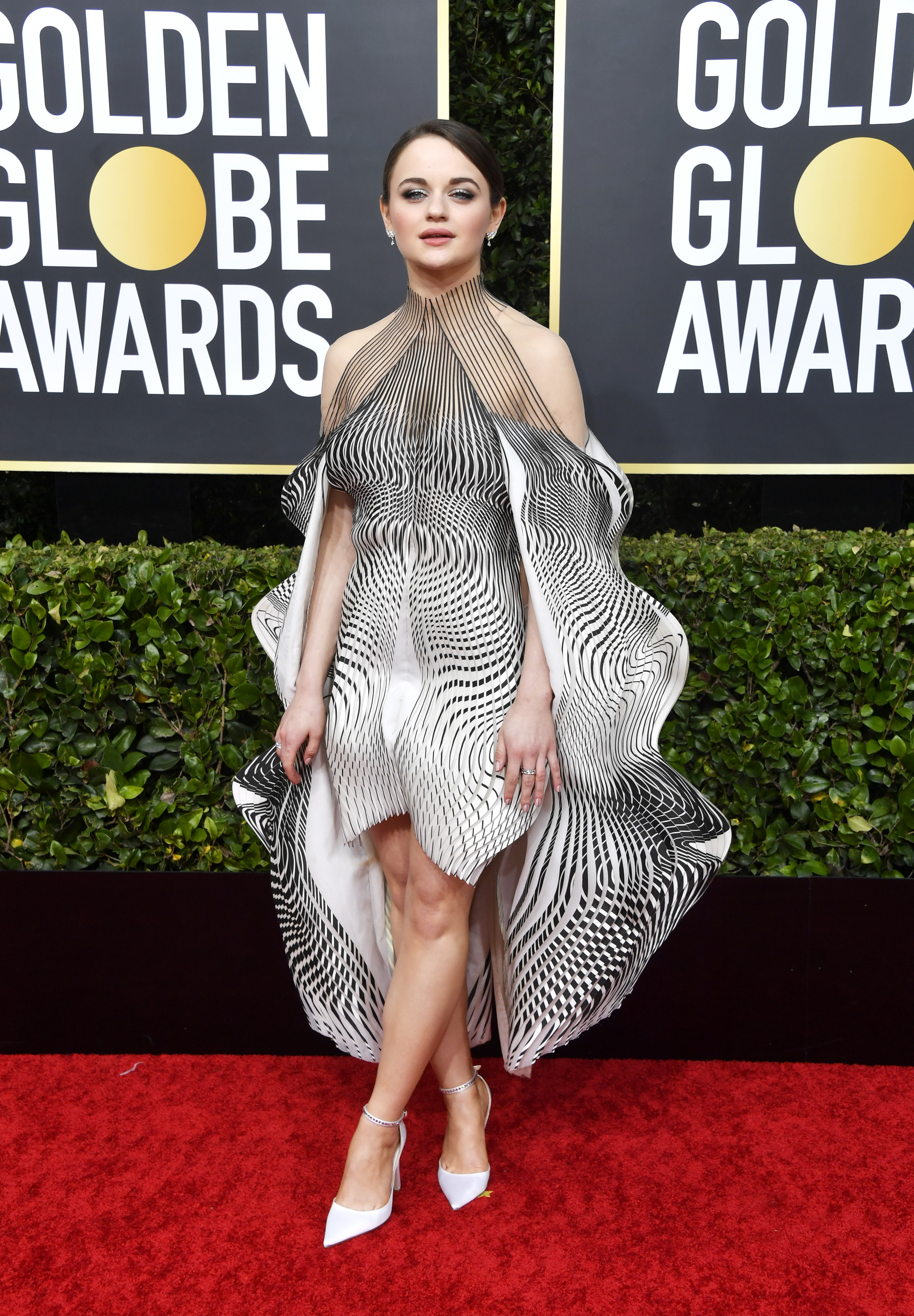 BEVERLY HILLS, CALIFORNIA - JANUARY 05: Joey King attends the 77th Annual Golden Globe Awards at The Beverly Hilton Hotel on January 05, 2020 in Beverly Hills, California. (Photo by Frazer Harrison/Getty Images)