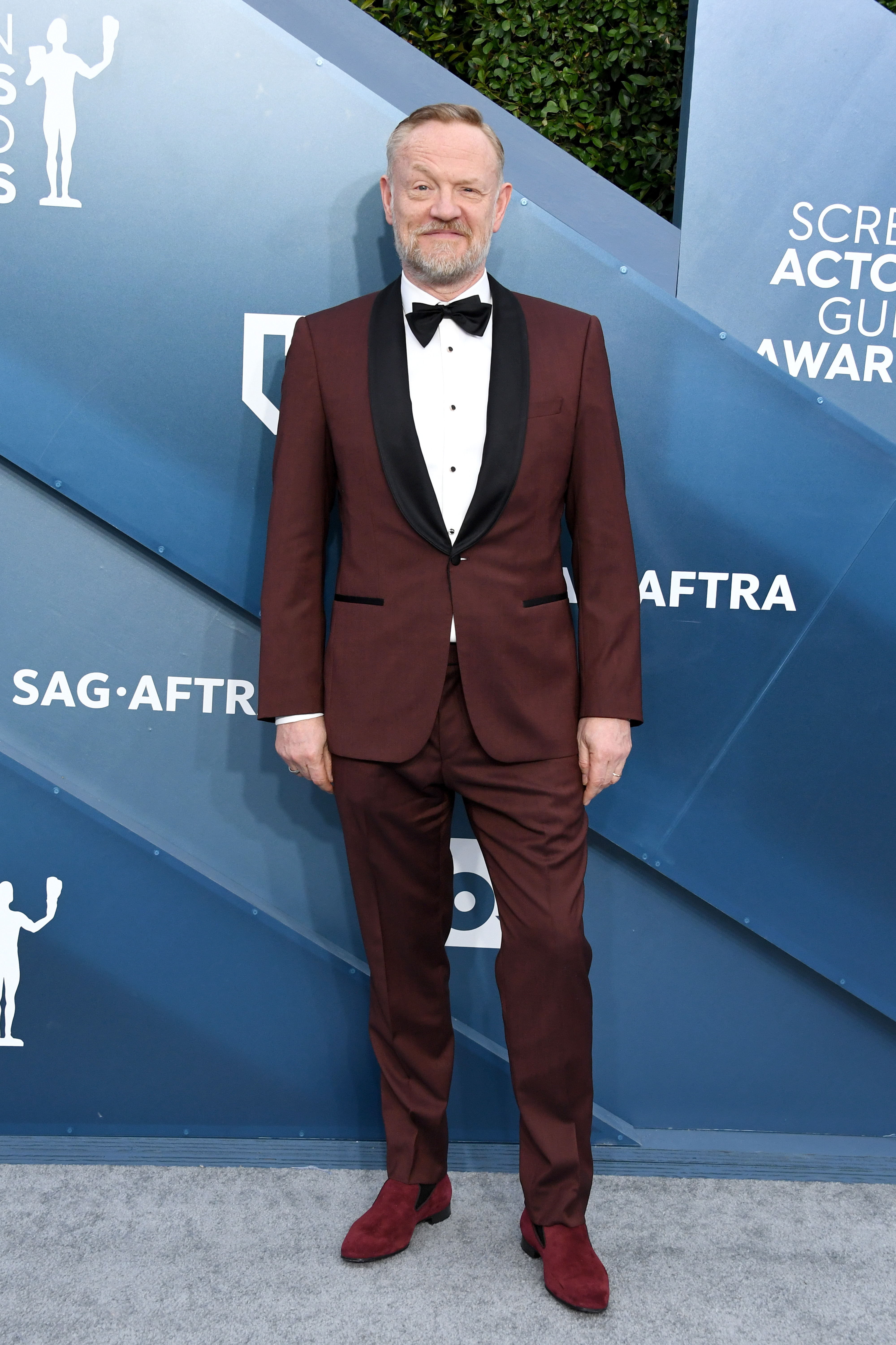 LOS ANGELES, CALIFORNIA - JANUARY 19: Jared Harris attends the 26th Annual Screen ActorsGuild Awards at The Shrine Auditorium on January 19, 2020 in Los Angeles, California. (Photo by Jon Kopaloff/Getty Images)