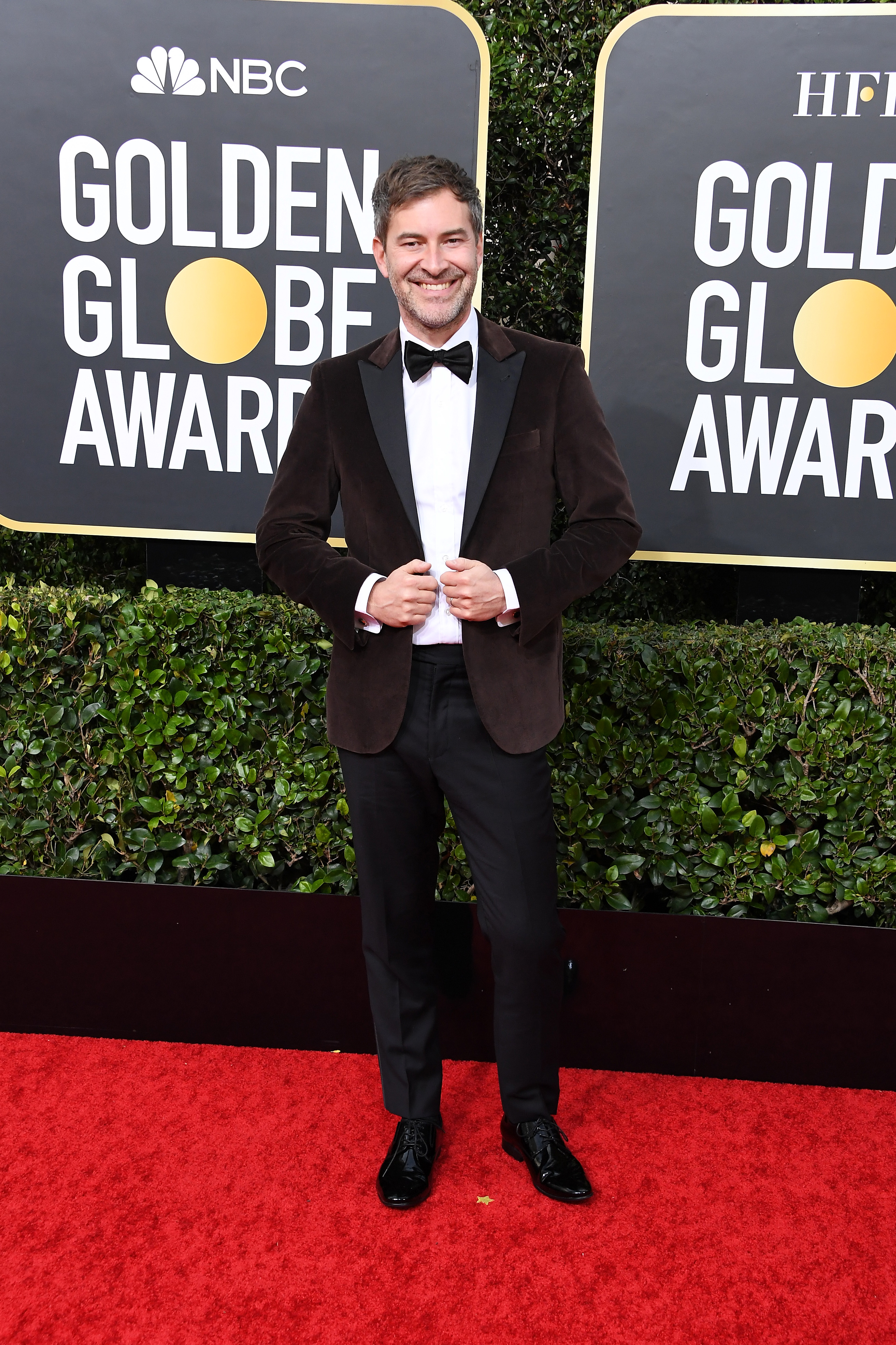 BEVERLY HILLS, CALIFORNIA - JANUARY 05: Mark Duplass attends the 77th Annual Golden Globe Awards at The Beverly Hilton Hotel on January 05, 2020 in Beverly Hills, California. (Photo by Steve Granitz/WireImage)