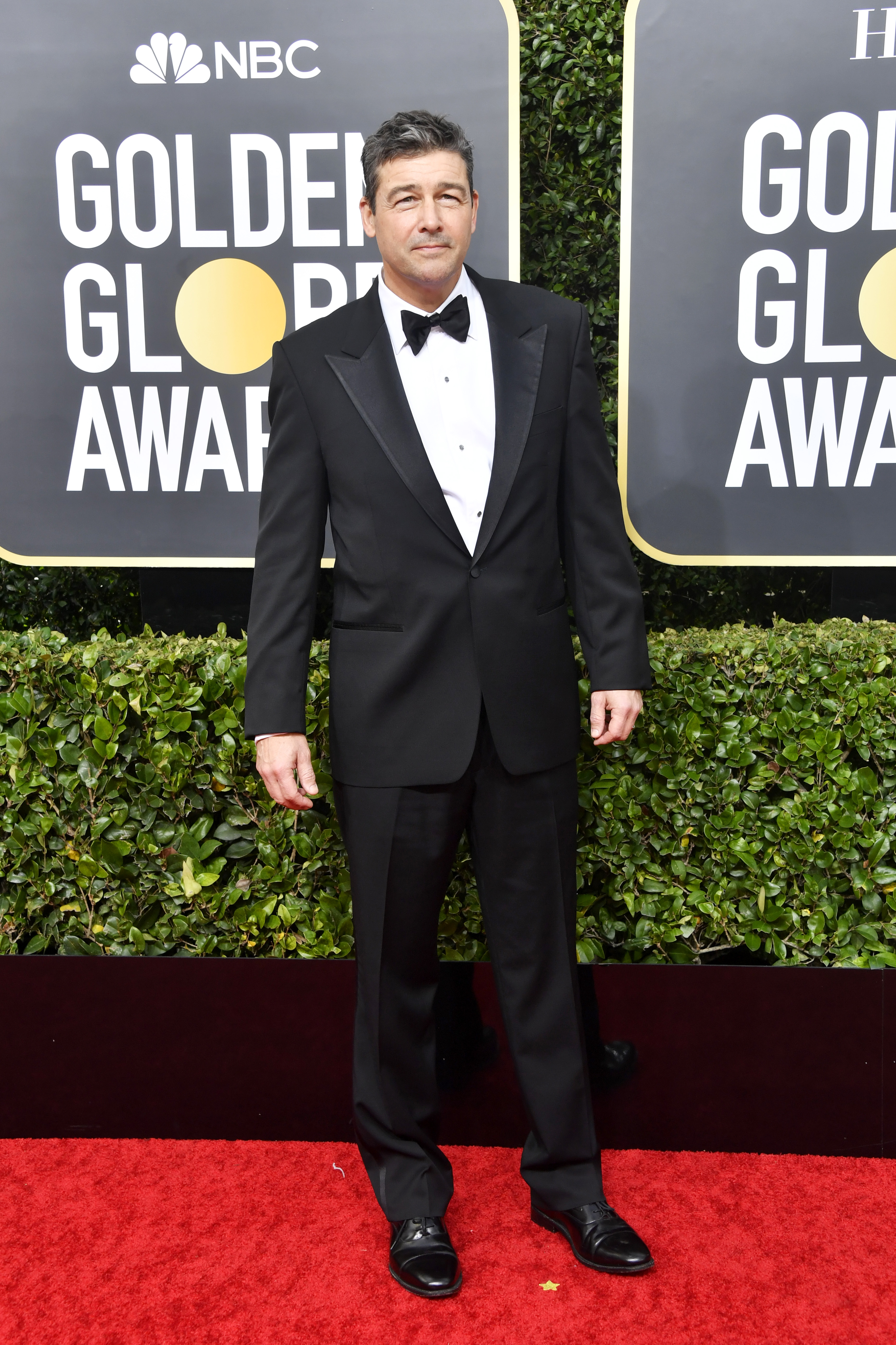 BEVERLY HILLS, CALIFORNIA - JANUARY 05: Kyle Chandler attends the 77th Annual Golden Globe Awards at The Beverly Hilton Hotel on January 05, 2020 in Beverly Hills, California. (Photo by Frazer Harrison/Getty Images)
