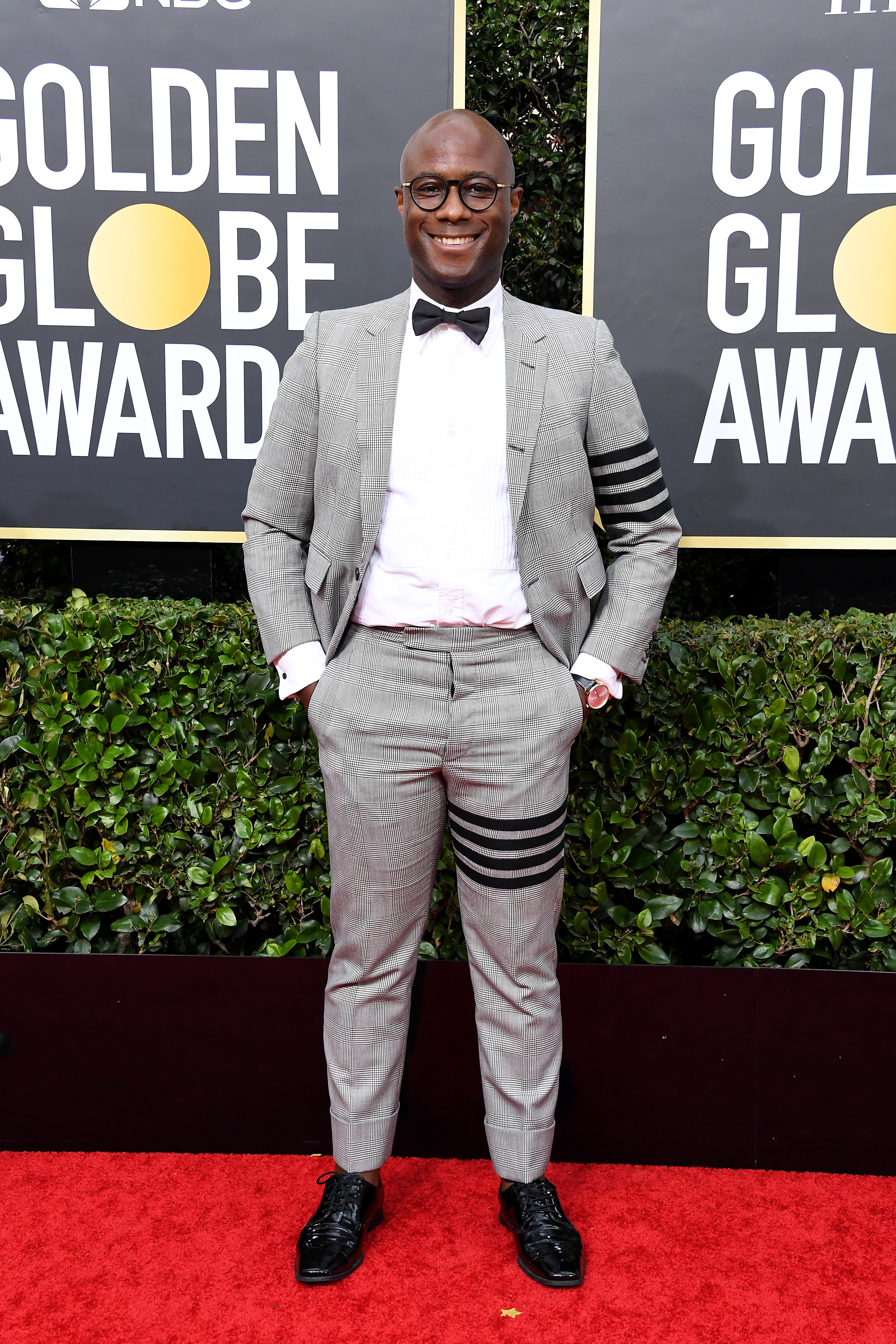 BEVERLY HILLS, CALIFORNIA - JANUARY 05: Barry Jenkins attends the 77th Annual Golden Globe Awards at The Beverly Hilton Hotel on January 05, 2020 in Beverly Hills, California. (Photo by Steve Granitz/WireImage)