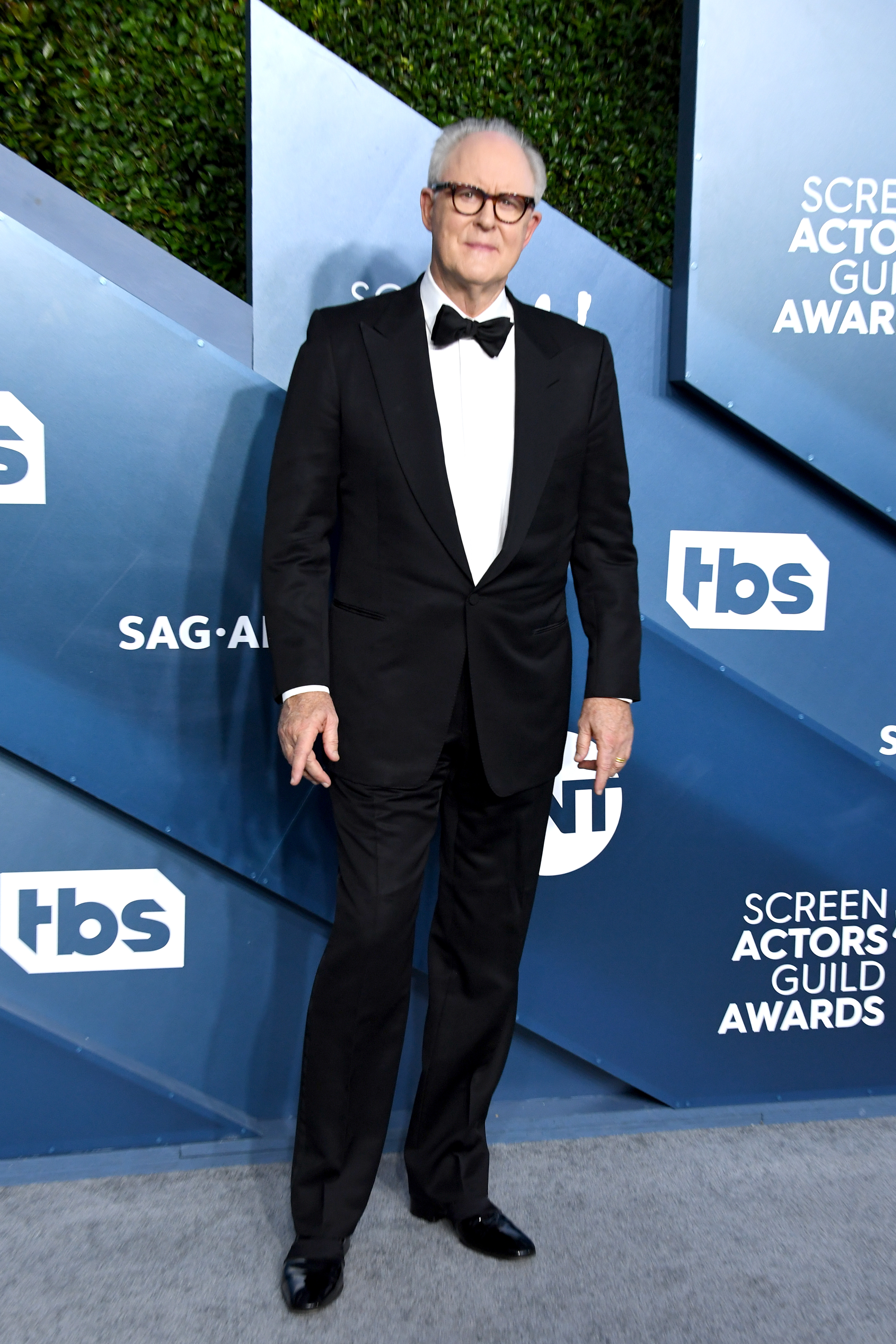 LOS ANGELES, CALIFORNIA - JANUARY 19: John Lithgow attends the 26th Annual Screen ActorsGuild Awards at The Shrine Auditorium on January 19, 2020 in Los Angeles, California. (Photo by Jon Kopaloff/Getty Images)