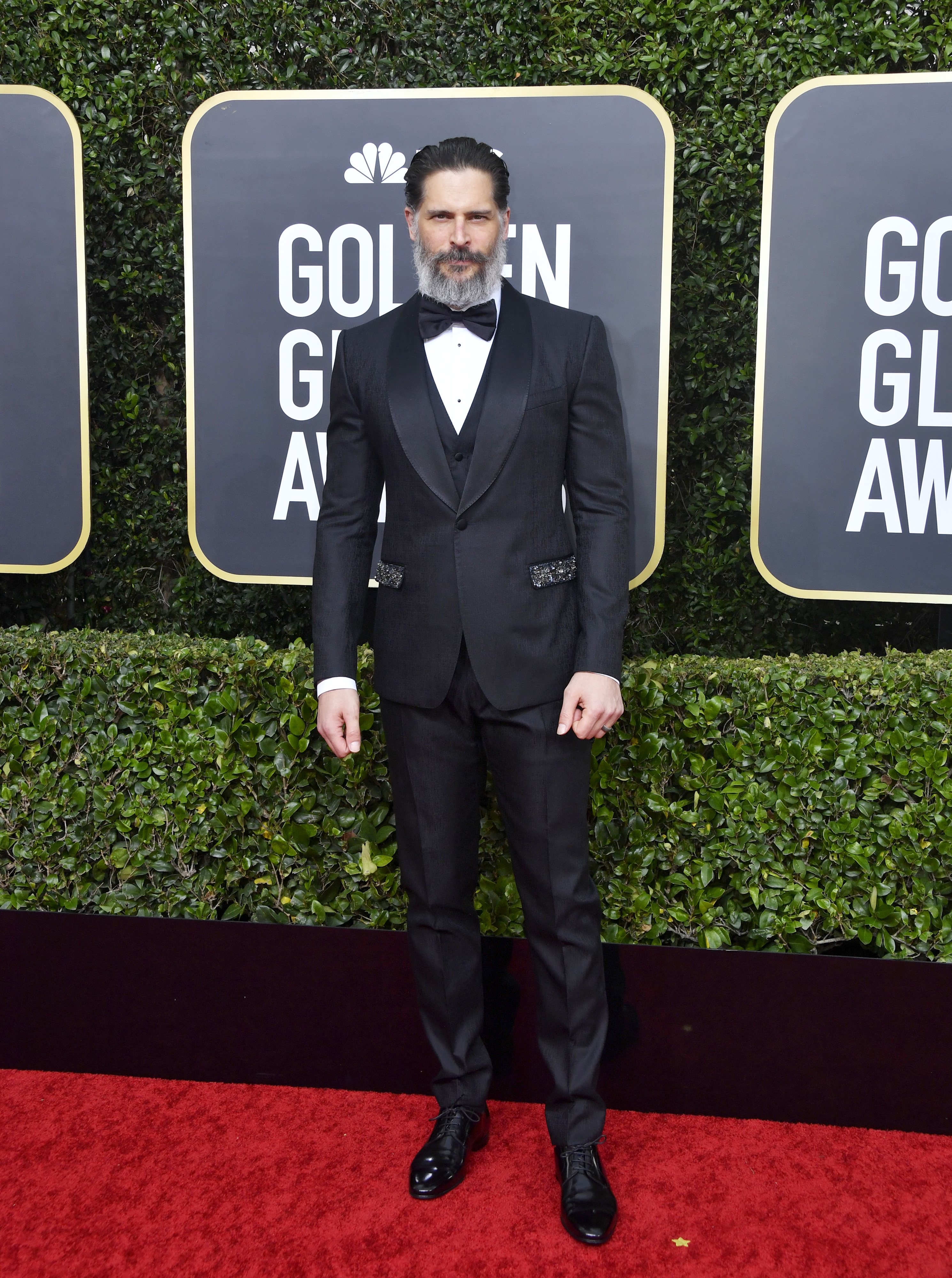 BEVERLY HILLS, CALIFORNIA - JANUARY 05: Joe Manganiello attends the 77th Annual Golden Globe Awards at The Beverly Hilton Hotel on January 05, 2020 in Beverly Hills, California. (Photo by Frazer Harrison/Getty Images)